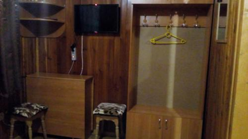 A bathroom at Rosinka