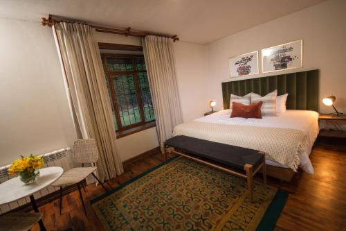 A bed or beds in a room at Palacio Manco Capac by Ananay Hotels