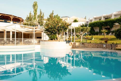 The swimming pool at or near Cyprotel Faliraki