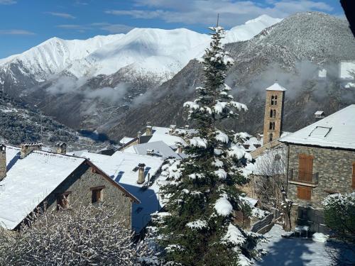 El Xalet de Taüll Hotel Rural en invierno