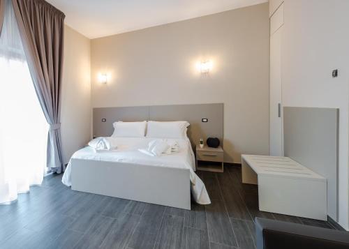 Letto o letti in una camera di Aparthotel ParKHo