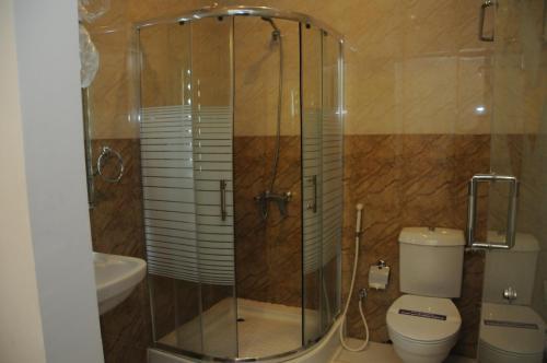 Um banheiro em Sama Park Hotel Apartments - Jeddah