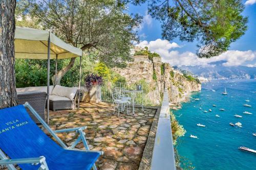 A piscina localizada em Villa Santa Maria - Luxury Villa ou nos arredores