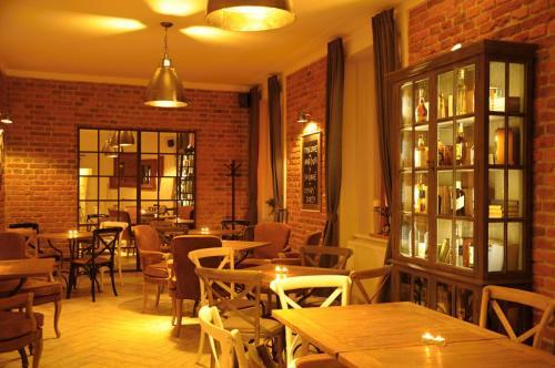 Ресторан / где поесть в Time Cafe & Penzion