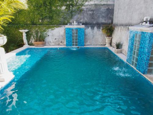The swimming pool at or near The Villa Tievoli Bed & Breakfast
