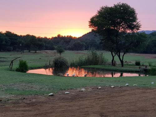 Harties Is Africa Safari Lodge