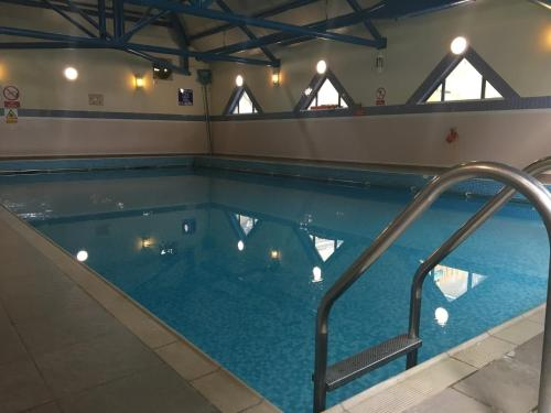 The swimming pool at or near Carrington House Hotel