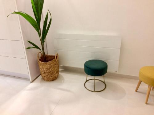 A seating area at ★★★ Paradis Prado Mermoz proximité Mer★★★