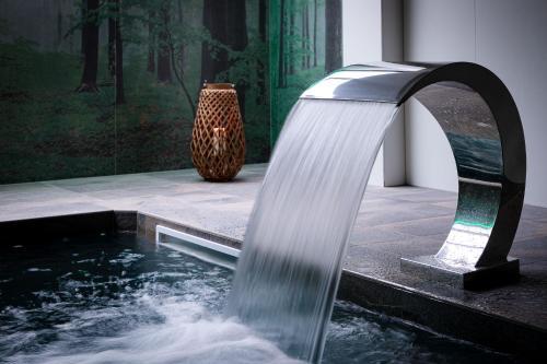 The swimming pool at or near Europe Haguenau – Hotel & Spa