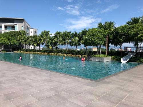 The swimming pool at or near The Loft Imago
