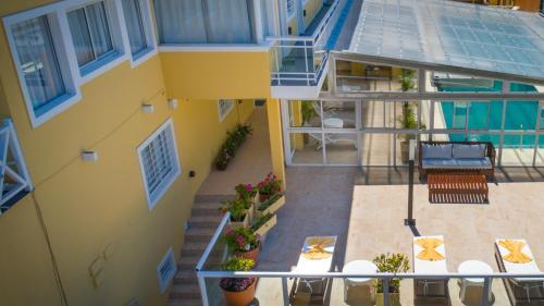 Un balcón o terraza en Dos Mareas Home Apart