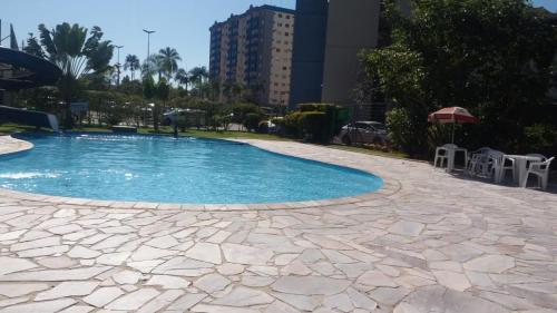 The swimming pool at or near Golden Dolphin Express