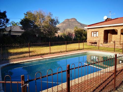 The swimming pool at or near The Graaff-Reinet Suites