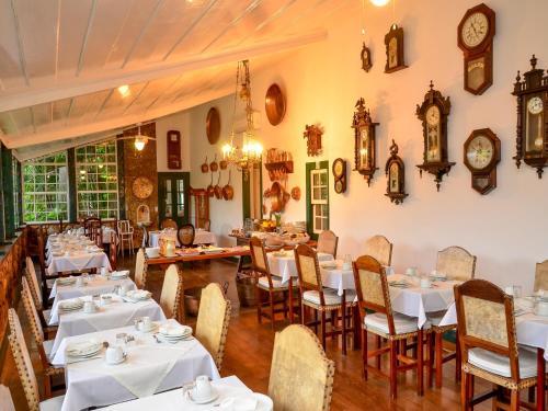 Um restaurante ou outro lugar para comer em Pousada da Marquesa