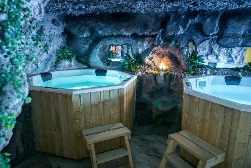 Spa și/sau alte facilități de wellness de la Gorgeous Villa
