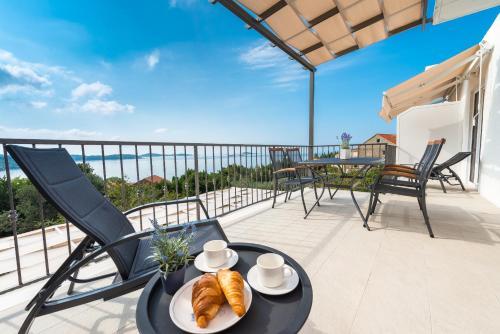 A balcony or terrace at Horizon