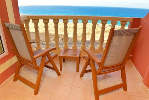 Balkon lub taras w obiekcie Relax, descanso y una experiencia inolvidable
