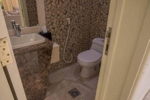 Um banheiro em Alarjan Dream