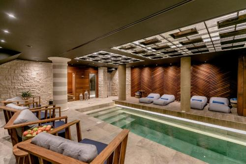 Boutique Hotel & Spa Casa del Mare - Mediterraneoの敷地内または近くにあるプール