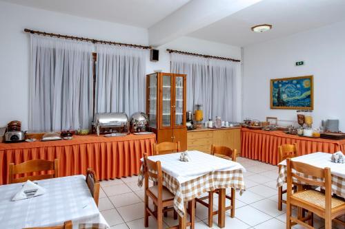 Εστιατόριο ή άλλο μέρος για φαγητό στο Maria's House Hotel