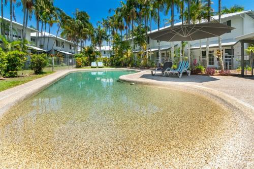 The swimming pool at or close to Coco Bay Resort