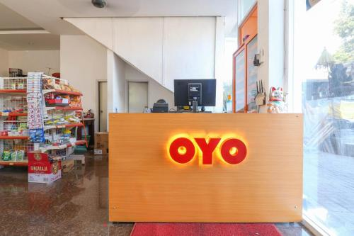 The lobby or reception area at Vaccinated Staff - OYO 1670 Likko Inn