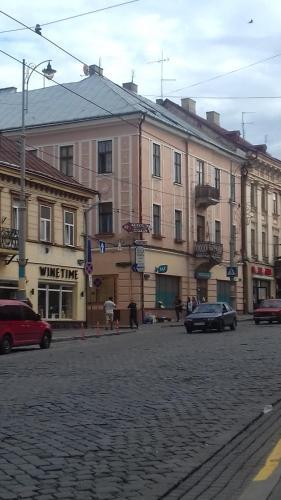 Chernivtsi city center hostel