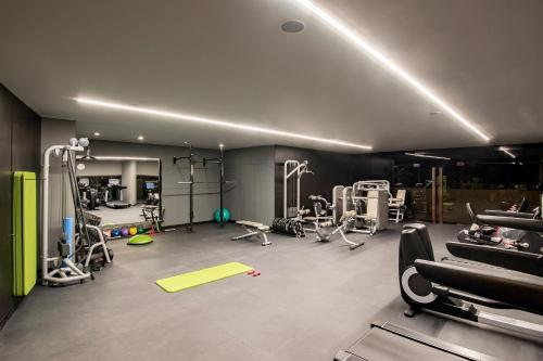 The fitness center and/or fitness facilities at Six Senses Douro Valley