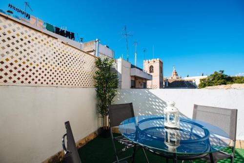 Piscina en o cerca de Apartamento centro Sevilla