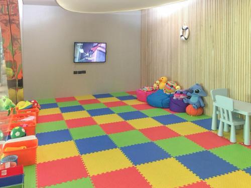 Детский клуб в Veranda Resort Pattaya - MGallery by Sofitel