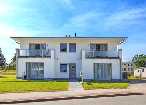 Villen am See - Villa Petra Whg Ahlbeck