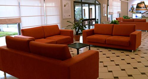 Hall o reception di Heraclea Hotel Residence