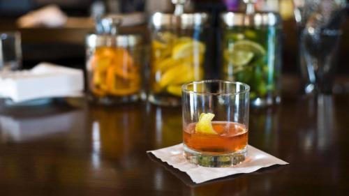 Drinks at Hyatt Centric Las Olas Fort Lauderdale