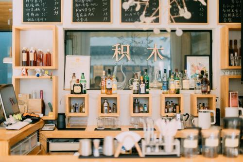Dali Blocks · Cafe & Travel Hotel