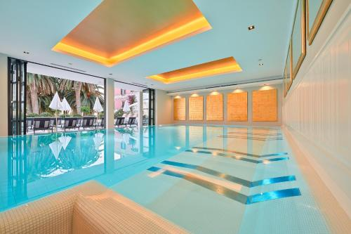 The swimming pool at or near Palace Elisabeth, Hvar Heritage Hotel