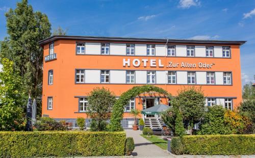 Hotel Frankfurt-Oder Zur Alten Oder