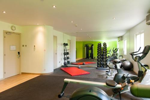 The fitness center and/or fitness facilities at Holiday Inn Darlington - NORTH A1M, JCT.59, an IHG Hotel