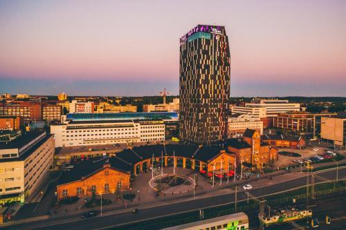 A bird's-eye view of Solo Sokos Hotel Torni Tampere