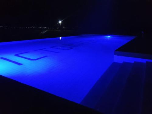 The swimming pool at or near VICTORIA SANDS LODGE