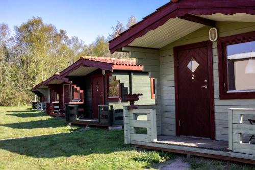 Limfjords hytter
