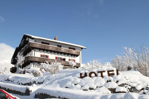 Bayern Resort Hotel (Adults only) during the winter