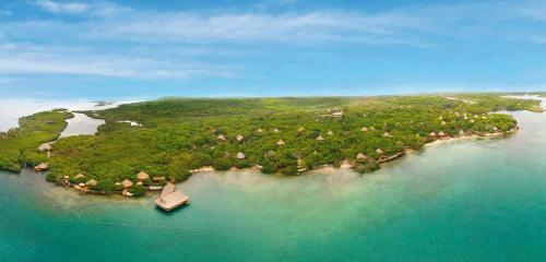 A bird's-eye view of Hotel Las Islas