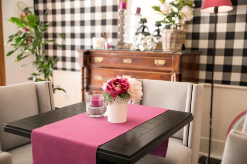 Un restaurante o sitio para comer en Hotel Jávea