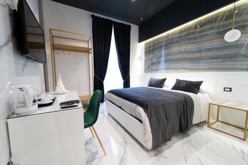 Letto o letti in una camera di Élite Rooms