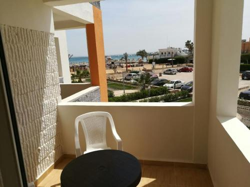 Balkonas arba terasa apgyvendinimo įstaigoje Andalusia Blue Beach Hurghada