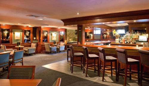 A restaurant or other place to eat at Portland Regency Hotel & Spa