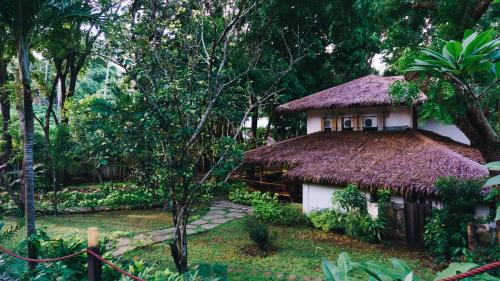 The building in which the resort is located