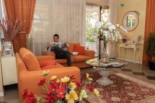 Hotel Alfa Tao Riccione, Italy