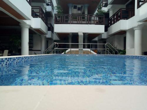 The swimming pool at or near Giulius Boracay Italian Resort