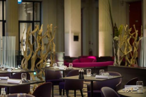 Ресторан / где поесть в Radisson BLU Hotel Nantes